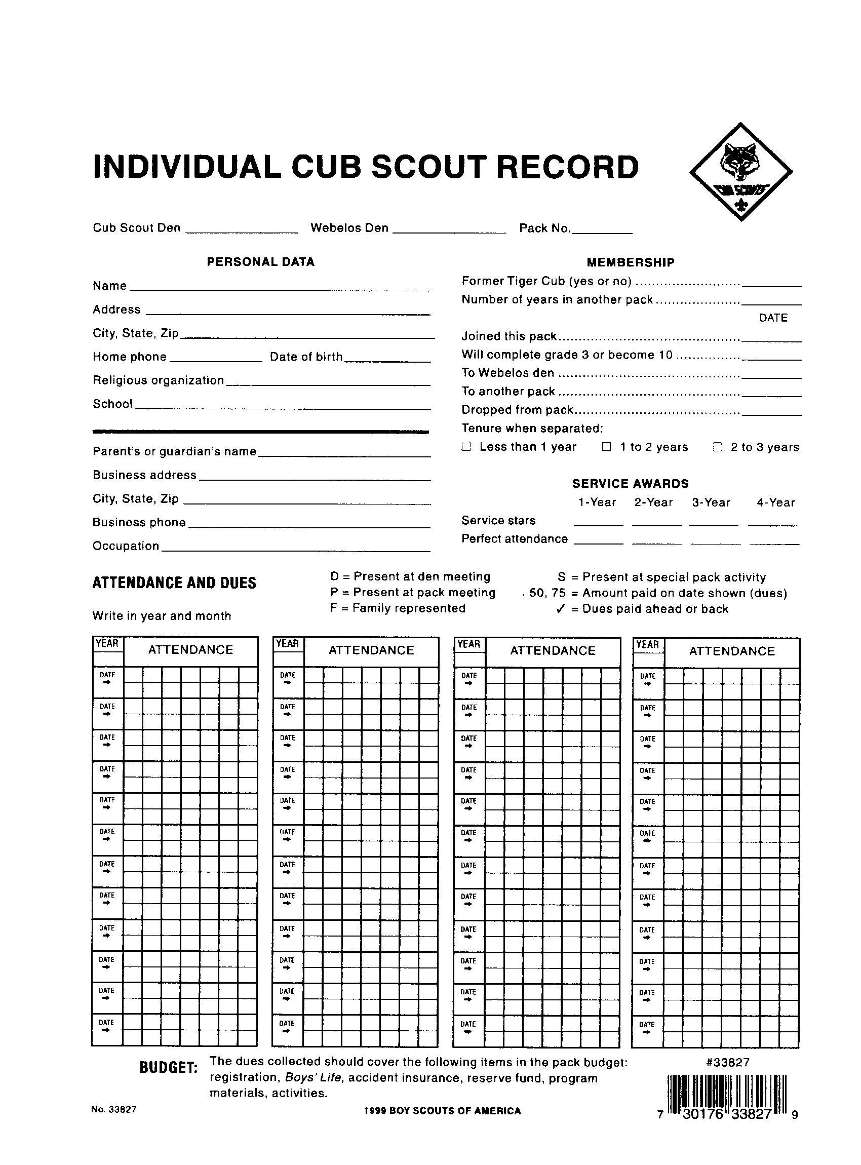Boy Scout Powerpoint Template - Eliolera.com